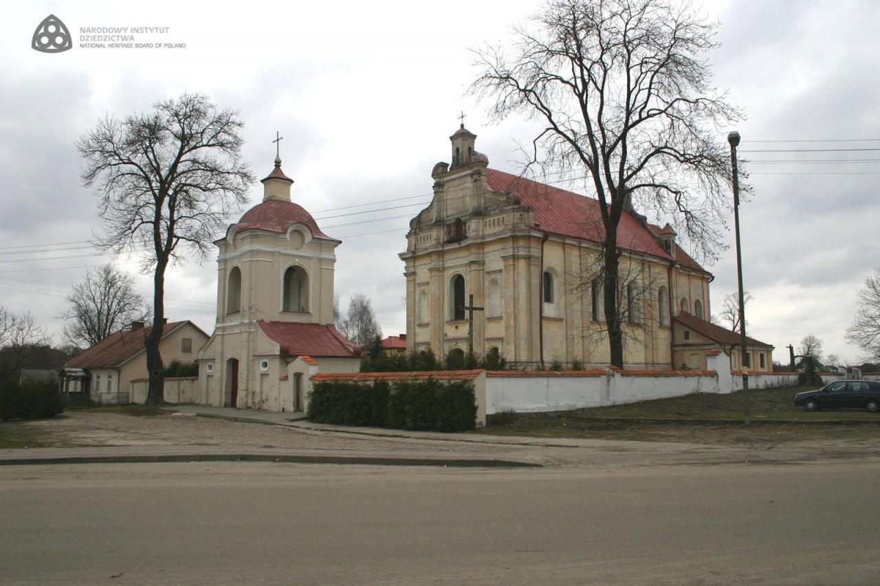 Kościół - Baranów