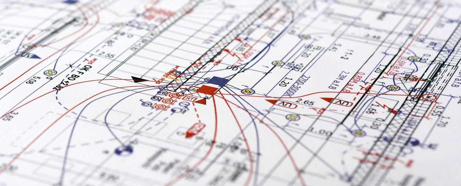 plany elektryczne