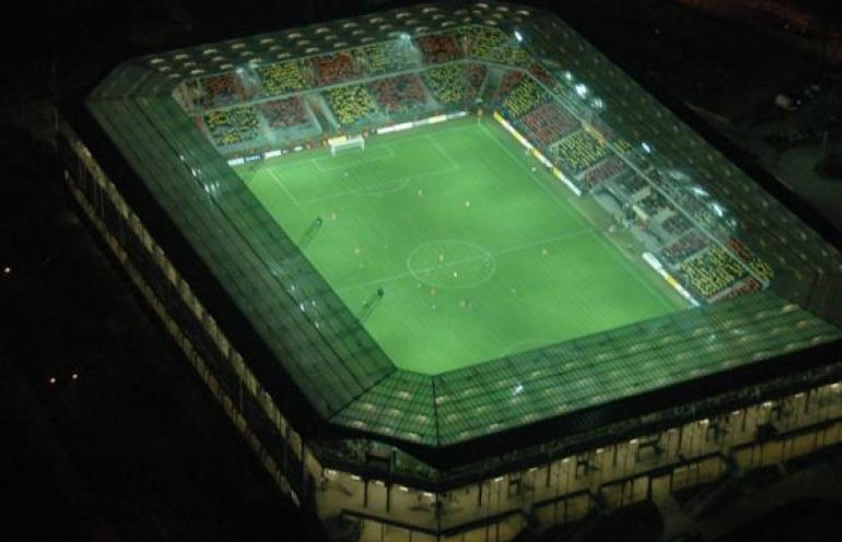 stadion korony kielce
